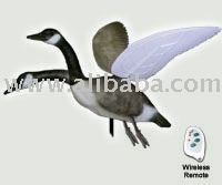 Flapping Wing Goose Decoy (Canada - Wireless Remote)