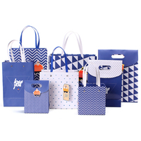 Custom printed cheap paper packing high quality luxury gift bags