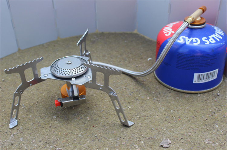High quality camping stove gas portable