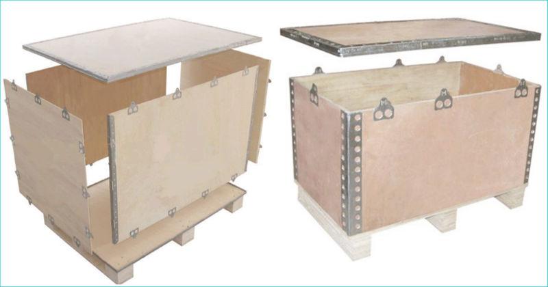 Wholesale No Nail Wooden Crate Plywood Box Alibaba Com