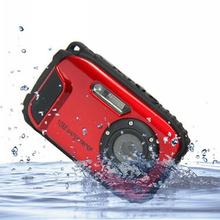 New  HD  Waterproof Digital Camera 16MP 2.7″ TFT photo camera 8x Zoom Smile Capture Anti-shake Video Camcorder 3 Colors!