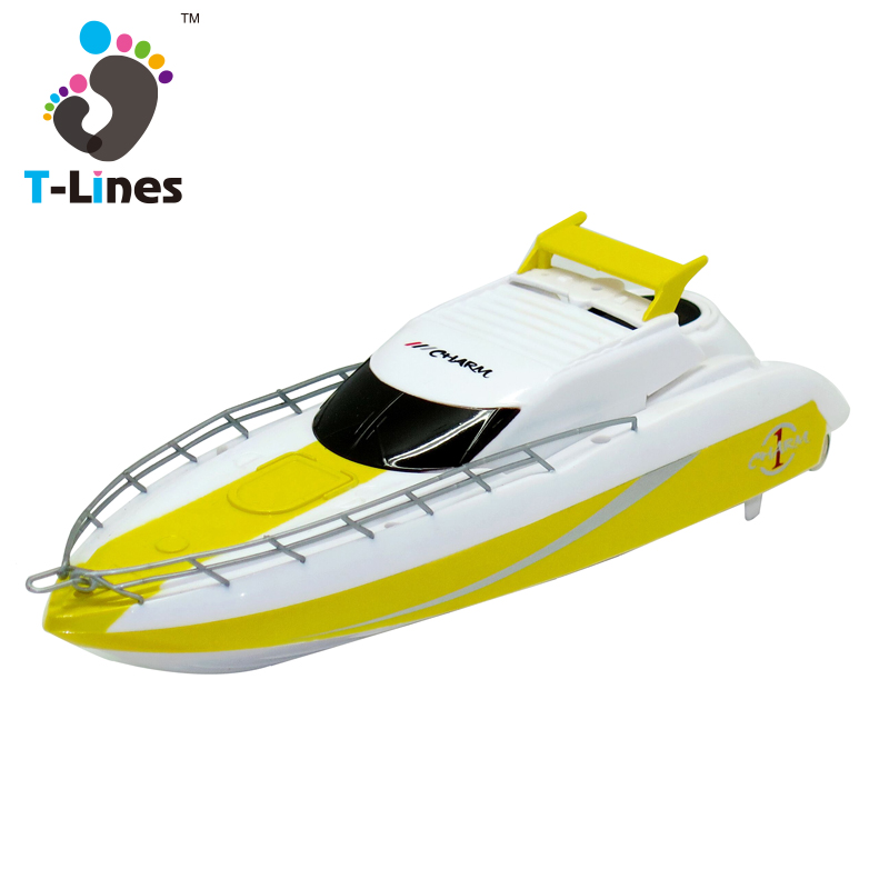 2.4G High speed nqd rc boat with usb