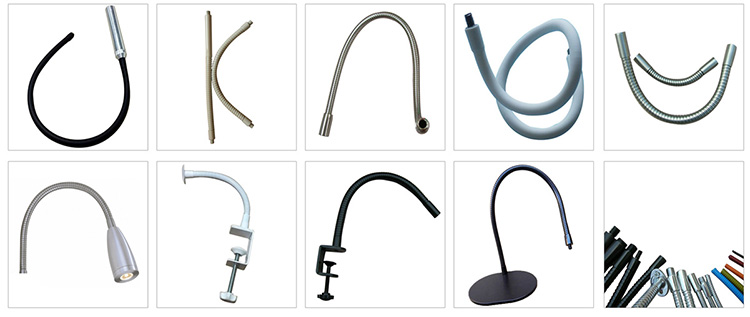 Stainless steel flexible gooseneck tablet stand China supplier