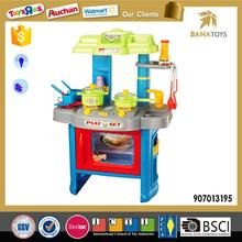 Classic pretend play kitchen toy set