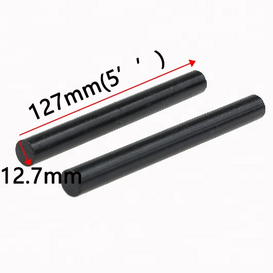 AYP 12.6mm x 127mm Outdoor Adventure Long Survival Ferrocerium Flint Fire Starter Rod (no scrapper