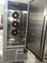 Refrigeration equipment for restaurant blast chiller freezer machine with compressor