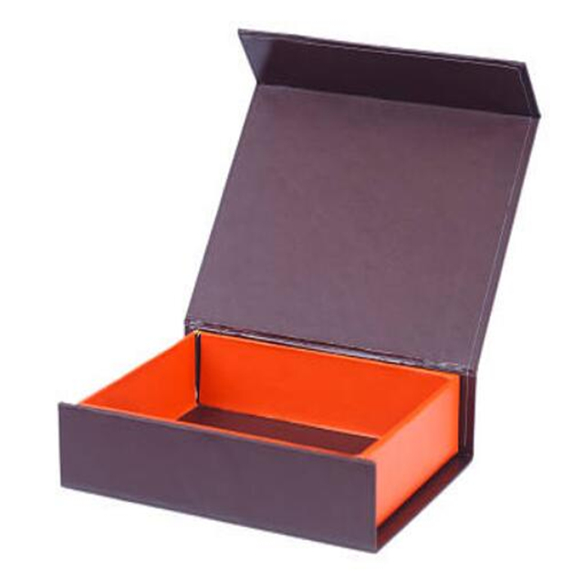 Local made book-style of packaging box