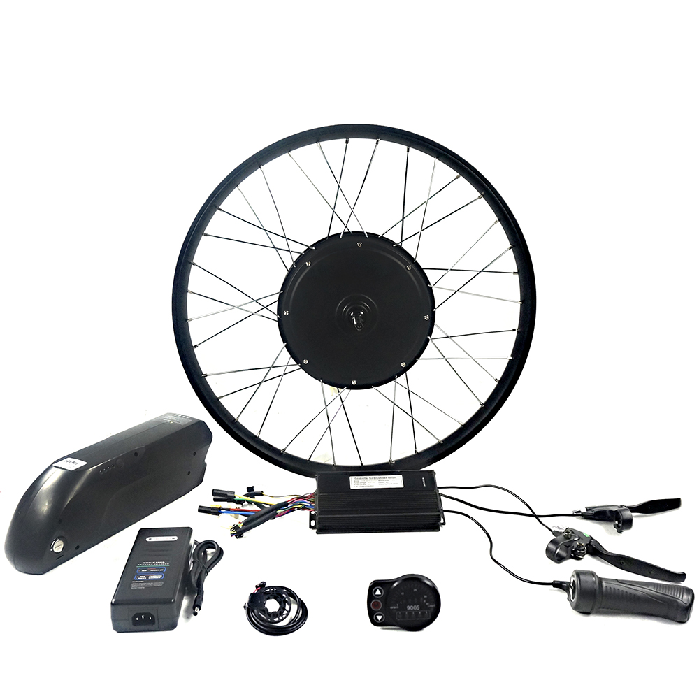 Greenpedel e bike kit 1000 w elektrische fiets 700c wiel kit