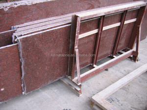 Indian Ruby Red Ilkal Granite