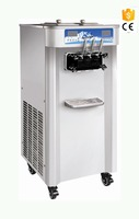 High quality UNISOW frozen yogurt ice cream machine for commercial use factory supply RB3138B double system