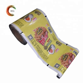 Factory hot sales aluminum laminating film roll for biscuit packing