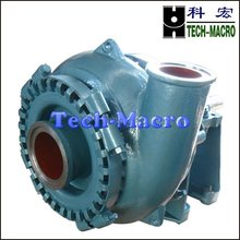 Single casing high chrome alloy sand suction dredging booster pump