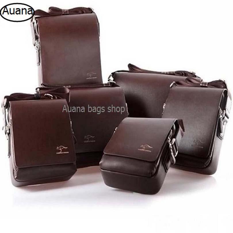 5cb3c428c965 2015 promotion brand kangaroo mens messenger bag,vintage casual mens  leather bag,classic mens bag, Briefcase Laptop Shoulder Bag