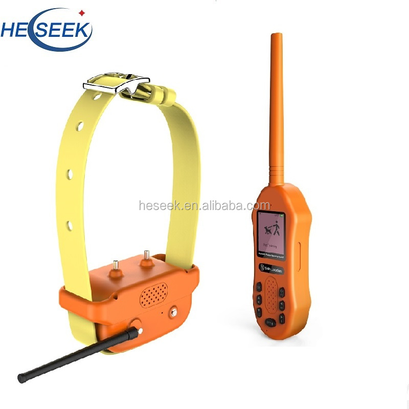 Wi-fi Controlador de GPS LBS Two Way Walkie Talkie para o Treinamento Do Cão