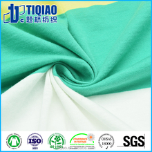 Customization auto stripe jersey knit fabric for durable wear CVC