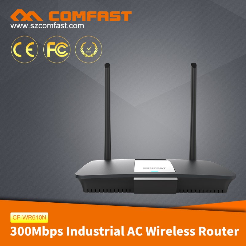 COMFAST CF-WR610N Universal QCA9531Satellite Wireless Router 300Mbps Wifi Router
