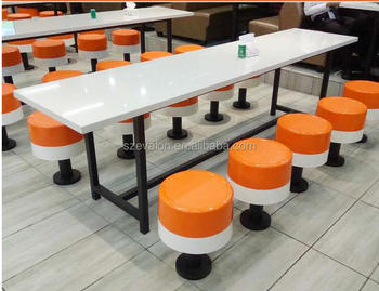Best Price Solid Surface Dining Table Made In Vietnam Marble Top For Restaurant