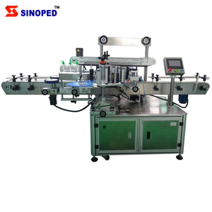 Labeling machine rollers