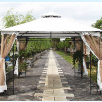 professional colorful mini white swimming pool tents 3x3m 4x4m 5x5m