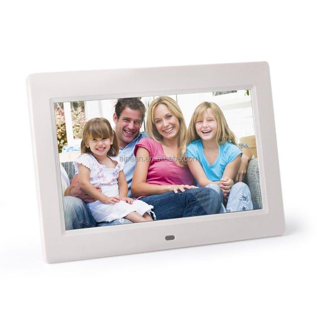 China 7 White Digital Photo Frame Wholesale 🇨🇳 - Alibaba