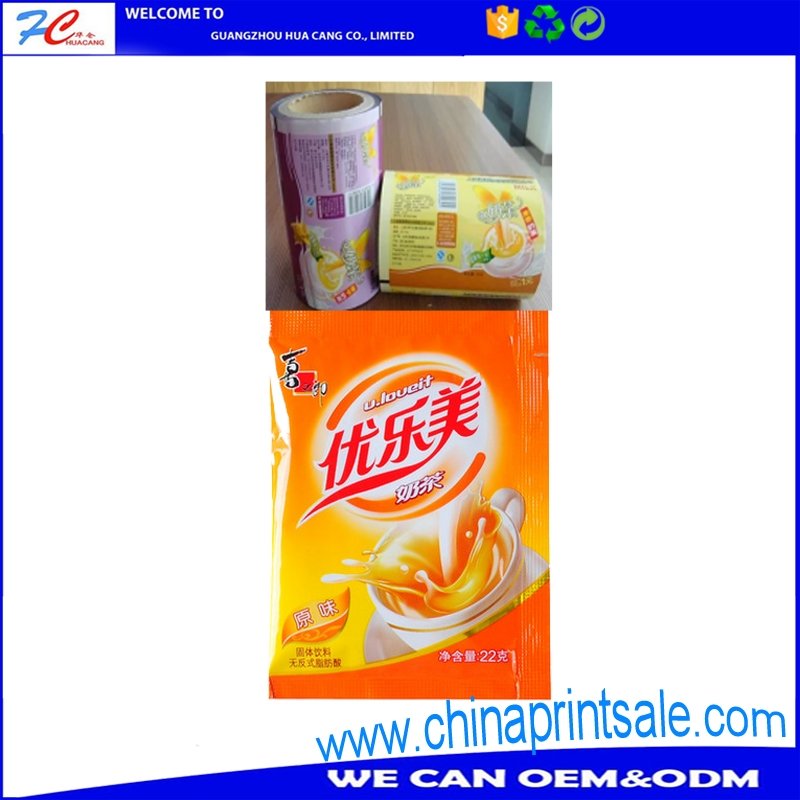 Amazing price Milk Tea Bags Coat Sliced Bread Tea Pesticide Seed Compound Coil Brush Coffee Bag Printing