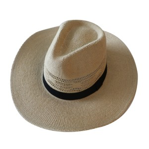 High quality popular machine made paper straw cowboy hat