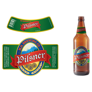 image regarding Printable Beer Labels known as Ideal Beer Bottle Labels, Easiest Beer Bottle Labels Companies