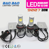 2014 Six Generation Newest Led Headlight 3200Lumen 9007 CREE led headlight---BAOBAO LIGHTING