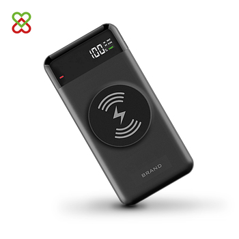 New products 2020 innovative product 10000mAh universal Qi fast wireless charger