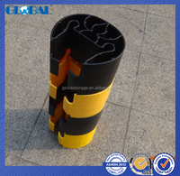 Plastic column guard