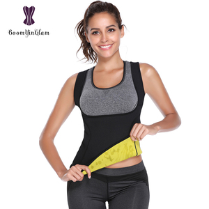 Hot Sale Women Neoprene Trainer Waist Breast lifter Seamless Thermal Crossfit Vest