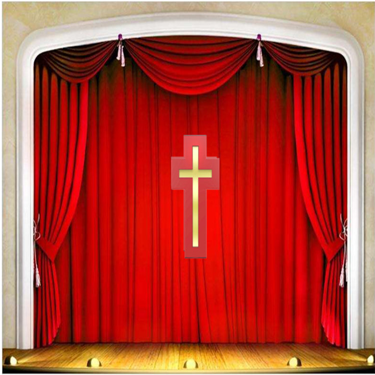 Charming Church Curtains Decoration, Church Curtains Decoration Suppliers And  Manufacturers At Alibaba.com