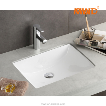 B91 Ce Certificate Under Counter Wash Basin Design For