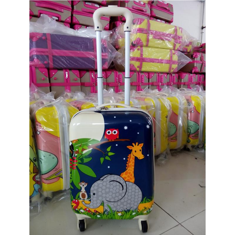 4 Wheels Hard Plastic Kids Luggage, 4 Wheels Hard Plastic Kids ...