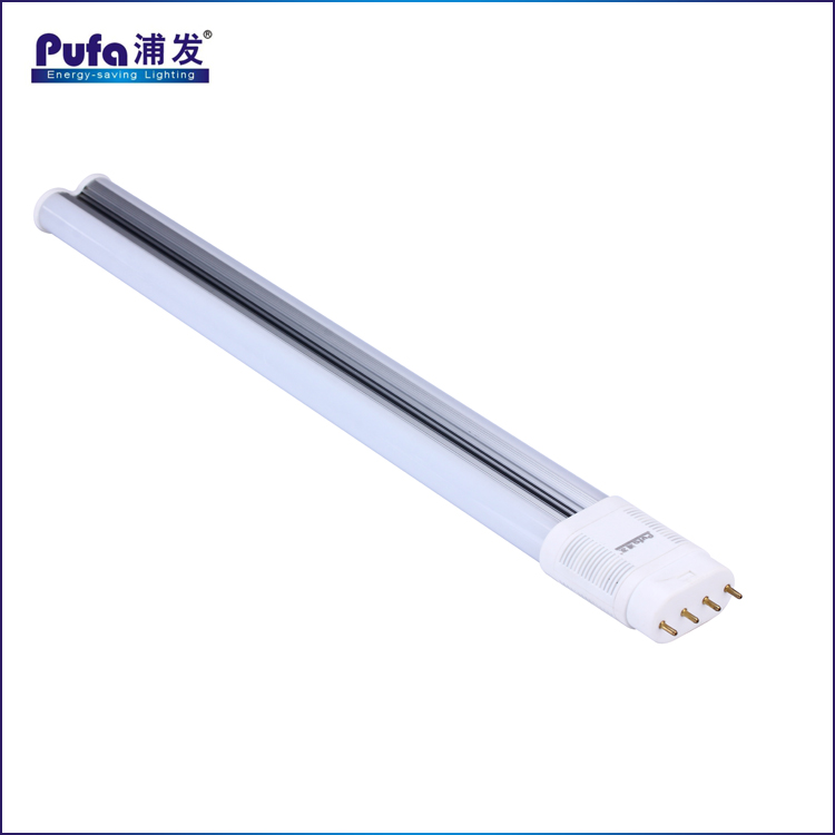 Best quality LED PL 2G11 light replaced CFL DULUX L light