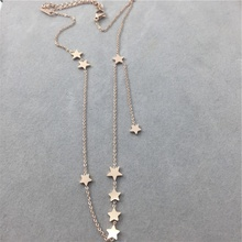 wholesale korean fashion women stainless steel necklace