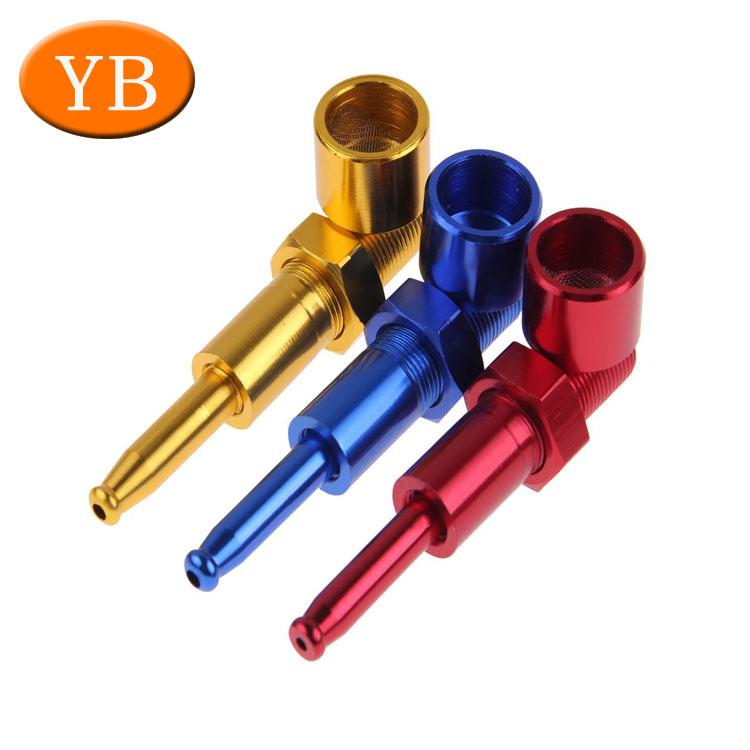 Customized Factory Design Metal Electronic Smoking Pipe