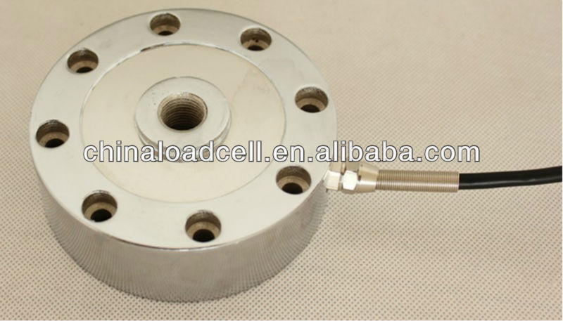 alloy steel disk type load cells weight sensor