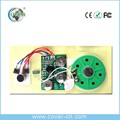 OEM and ODM greeting card sound module and voice recorder module