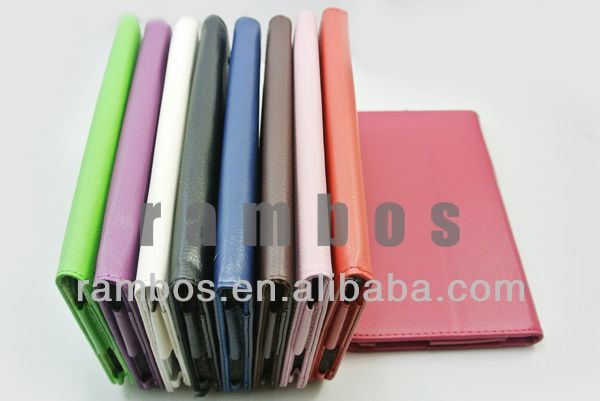 Tablet Slim 7 inch Me 173X Folio Case Cover for Asus Memo Pad HD with Sleep Wake Function