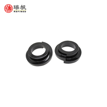 Oem Polyurethaan <span class=keywords><strong>Casting</strong></span> <span class=keywords><strong>Elastomeer</strong></span> Product achterwielophanging coil lente spacer Lagere Bush Kit Voor NISSAN PATROL