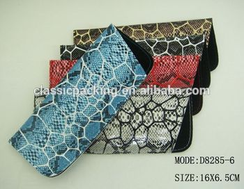 Wenzhou Printed Microfiber Pouch Indian Wedding Gift Pouches Custom Sungl