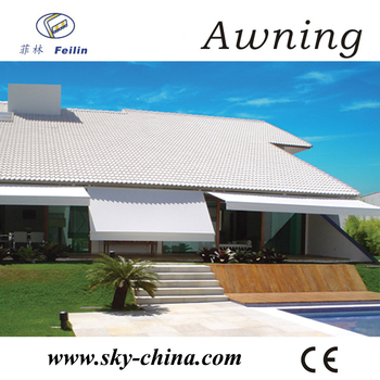 Aluminum Retractable Used Awnings For Sale - Buy Used ...