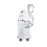 Skin Deep Clean Analyzer Whitening Oxygen Jet Water Machine