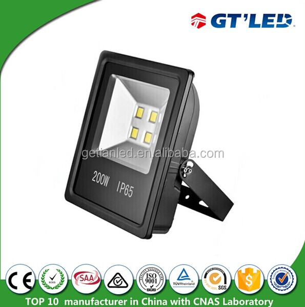 10W 20W 30W 50W 70W LED Flood Light, Outdoor Waterproof LED Floodlight