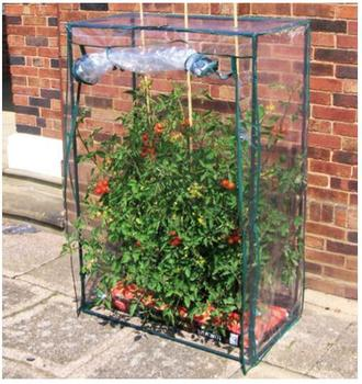 Garden Tomato Growbag Greenhouse with PVC cover for sale