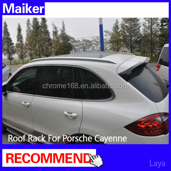 roof rack for Porsche Cayenne accessories Roof rack Bar car Carrier