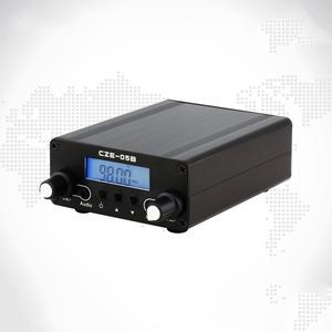 CZE-05B 0 5W Wireless Mini FM Radio Broadcast Transmitter Stereo Station  Transmitter
