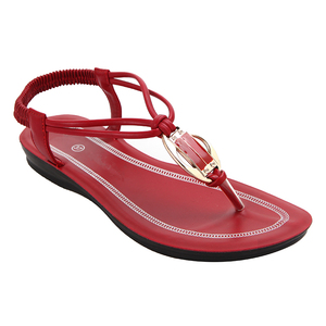 c107ae0fcbfb1f Jelly Sandals Flat