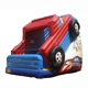 2018 popular multi-play land amusement toys car inflatable slide for sale